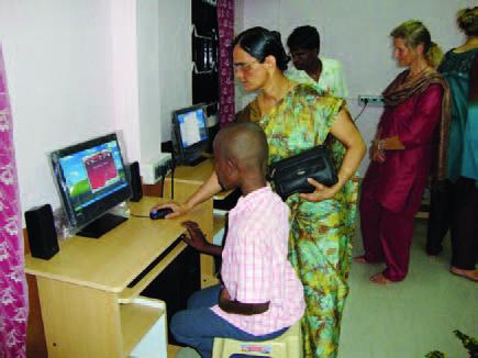 2009 Computerklassen Und Neue Lernklassen In Abgelegenen Dörfern