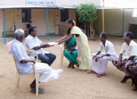 Haus Des Lernens In Mathur