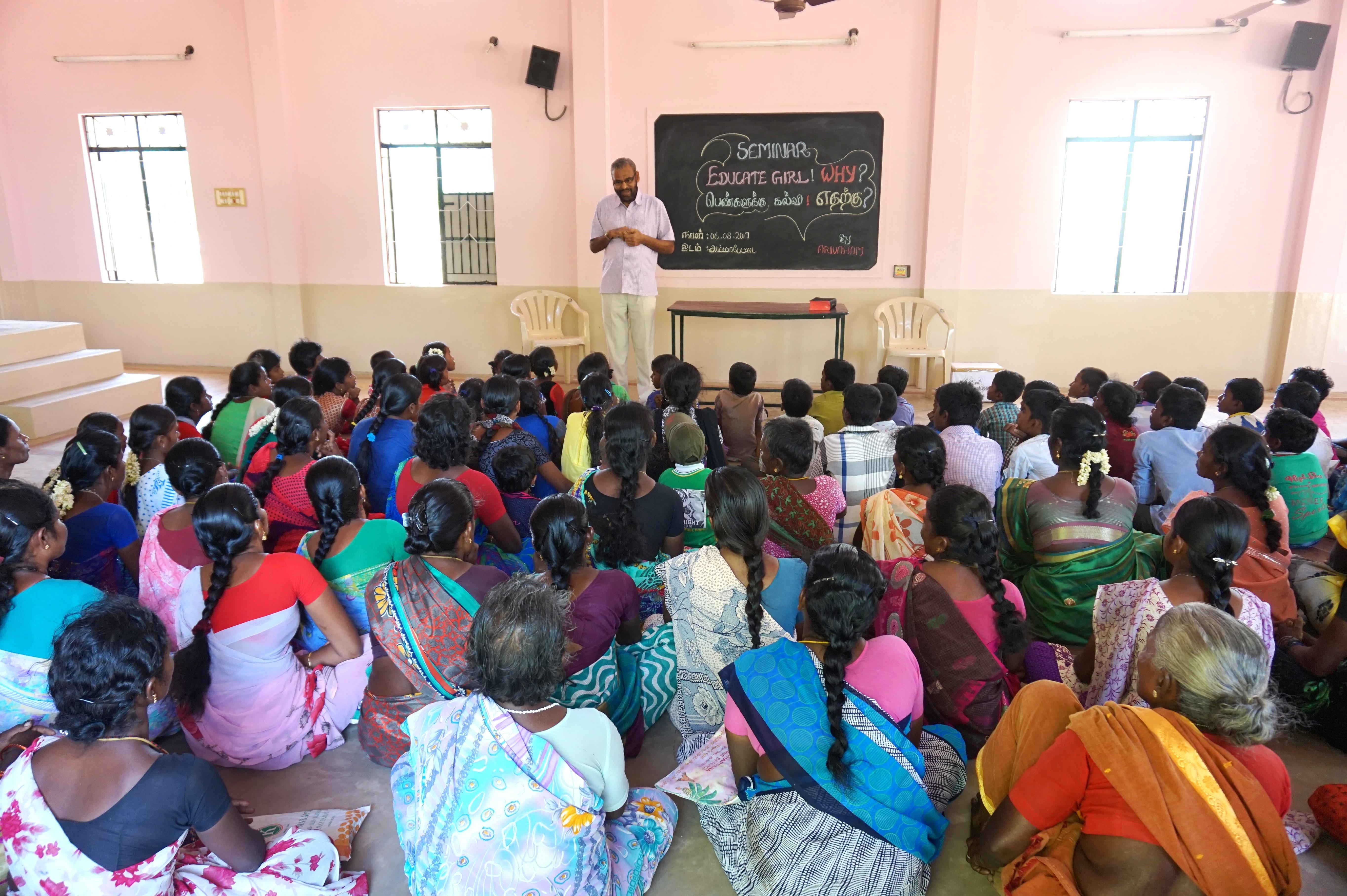 Seminar: Warum Auch Mädchen In Die Schule Schicken?