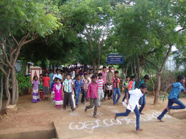 Das Dorf Mathur