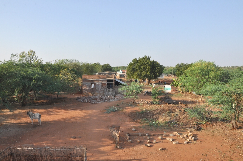 Das Dorf Oorunayaganpatty