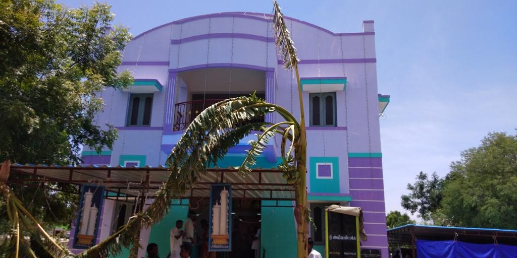 Gemeindezentrum In Ammapatei
