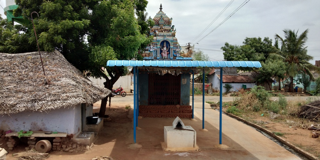 Tempel Für Die Unberührbaren (Dalit)