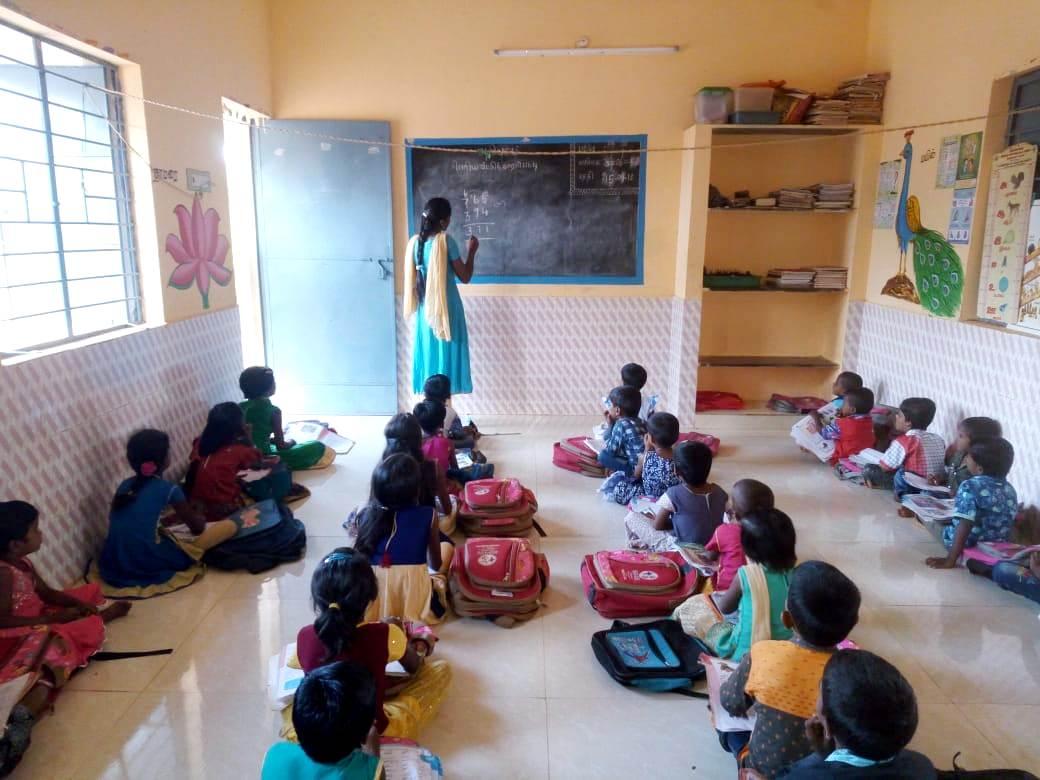 Ohne Geld Keine Bildung. Schulsystem In Südindien