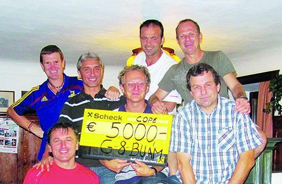 Cope Freundeskreis G8+2 Mattighofen