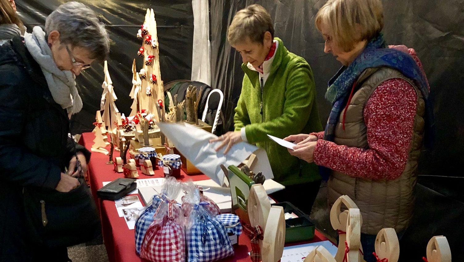 Weihnachtsmarkt Auf Hof Höfen