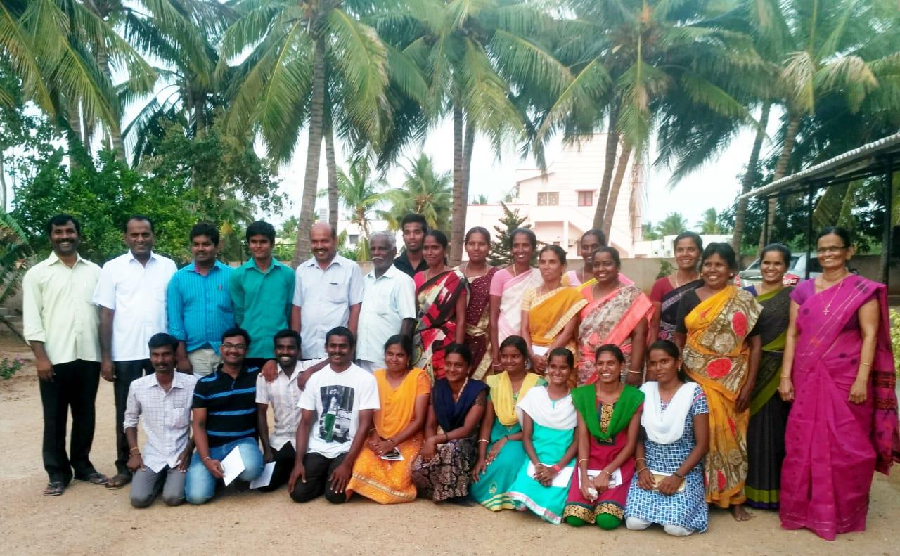 COPE Indien Lehrerinnen & Lehrer