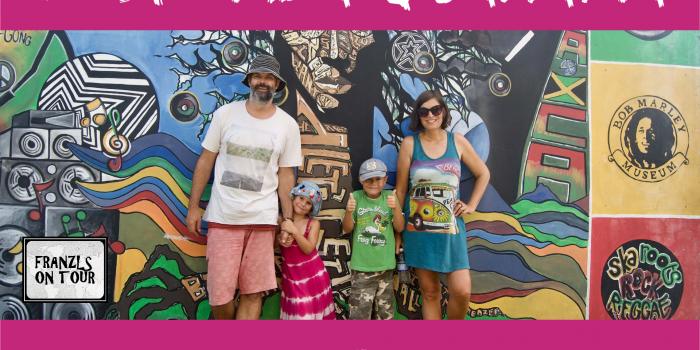 Mit Kindern Und Rucksack Durch Kuba & Jamaika. Faszinierende Vorträge Zugunsten Cope