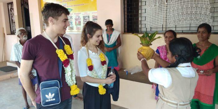 Giulia Und Sebi Zu Gast In Indien, 2019