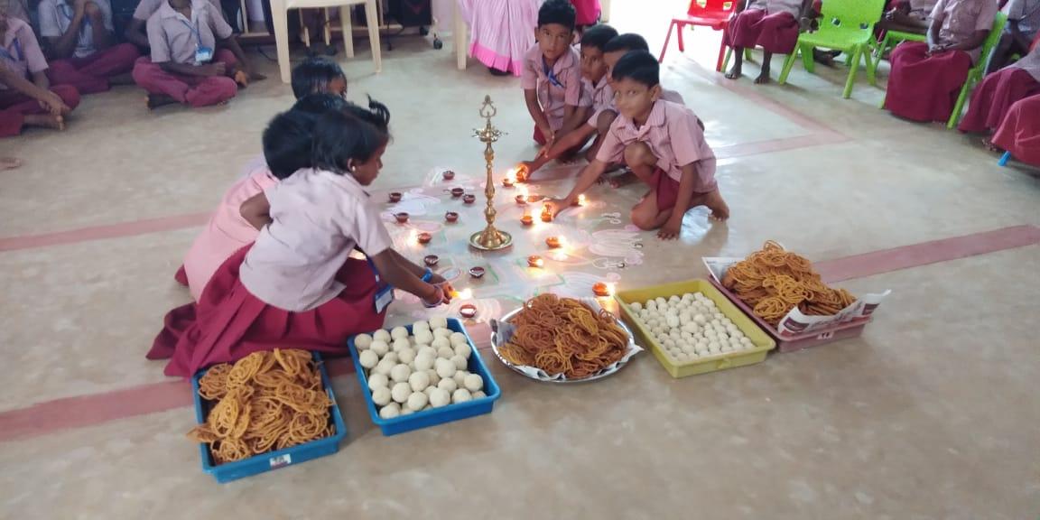 Diwali – Indisches Lichterfest