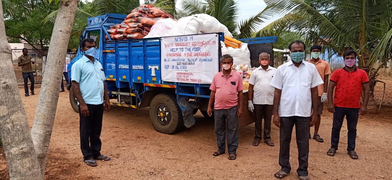 Corona Nothilfe: Lebensmittel Für Familien